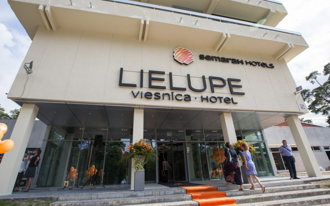 Opening of Lielupe by Semarah Hotels